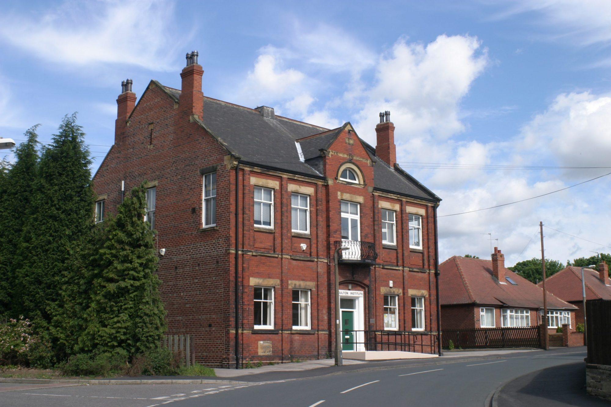 Oulton Institute